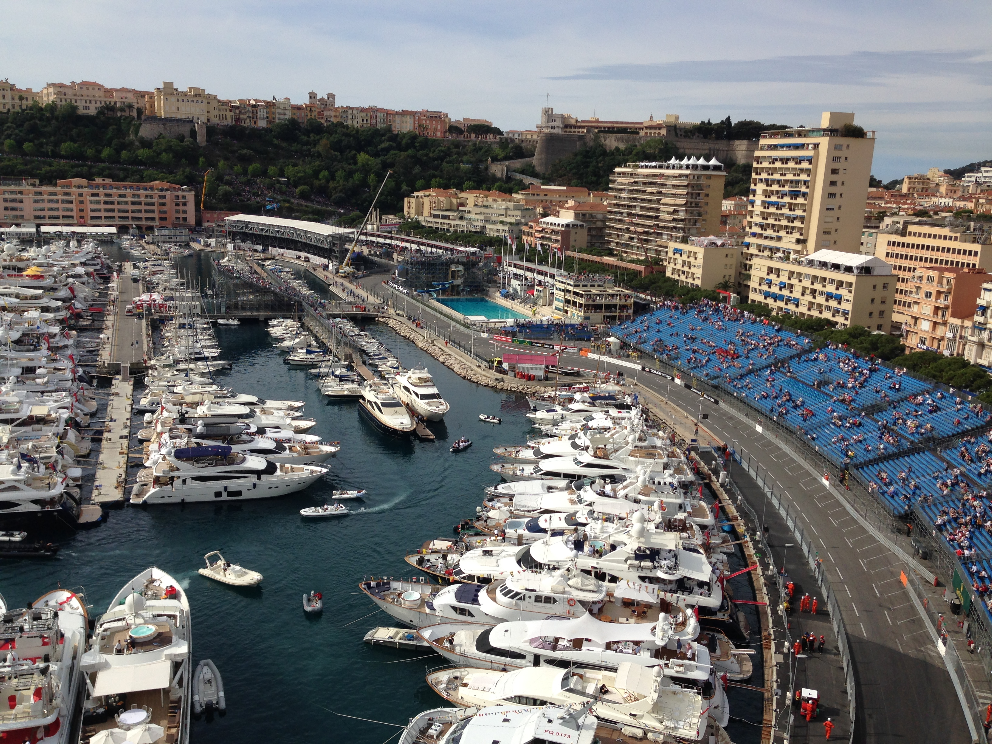 Luxury Monaco Grand Prix